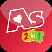 دانلود برنامه اندروید ساخت شماره مجازی رایگان اندونزی As2in1 Mobile