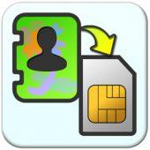 دانلود برنامه اندروید کپی کردن مخاطبین به سیم کارت Copy to SIM Card(Ads Free)