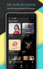 دانلود EX Music MP3 Player Pro موزیک پلیر شیک و حرفه ای اندروید