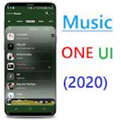 موزیک پلیر سامسونگ نوت 10 اندروید Music player One UI S10 Note 10 S10+ Paid