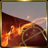 دانلود پک آیکون طلایی برای اندروید Golden Glass Nova Icon Pack Paid