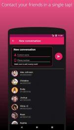برنامه ارسال پیامک ناشناس برای اندروید AntiPhone - Free Anonymous SMS