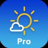 نرم افزار جدید و حرفه ای پیش بینی وضعیت آب و هوا در اندروید Freemeteo Pro Premium