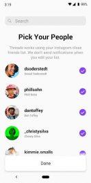 دانلود پیام رسان اینستاگرام تردس برای اندروید Threads from Instagram