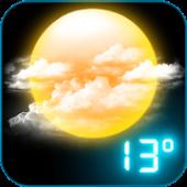دانلود برنامه دقیق و حرفه ای هواشناسی اندروید Weather Neon Pro