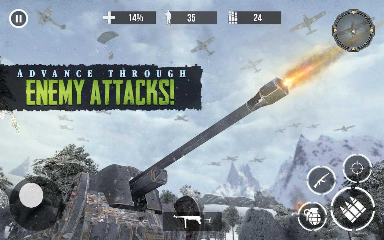 دانلود بازی اکشن و جذاب اخرین نبرد برای اندروید Call of Sniper WW2