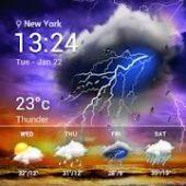 دانلود برنامه هواشناسی پیشرفته و حرفه ای اندروید Local Weather Pro