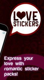 برنامه استیکرهای عاشقانه برای اندروید Love Stickers - WAStickerApps for WhatsApp