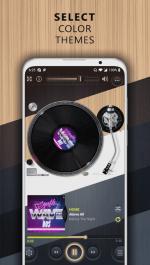 دانلود موزیک پلیر Vinylage Music Player زیبا و با امکانات برای اندروید
