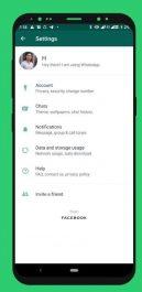 دانلود واتساپ اندروید با گزینه های حریم خصوصی WhatsApp With Privacy