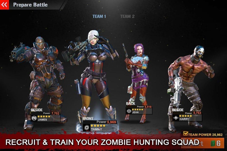 دانلود نسخه مود و جدید بازی DEAD WARFARE Zombie MOD از بین بردن زامبی ها