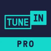 دانلود نرم افزار فوق العاده رادیوی اینترنتی TuneIn Radio Pro - Live Radio برای اندروید
