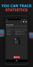دانلود برنامه کلیک خودکار و تکراری برای اندروید Touch Recorder [Macro Clicker] Premium