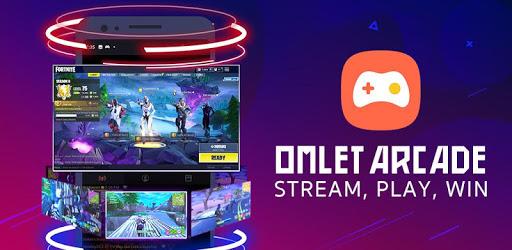 دانلود Omlet Arcade برنامه جدید استریم بازی املت برای اندروید