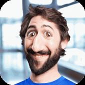 برنامه خنده دار کردن تصاویر برای اندروید Face Warp - Funny Photo Editor Premium