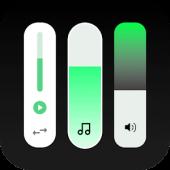 دانلود Ultra Volume PRO برنامه شخصی سازی پنل تنظیمات صدای اندروید