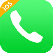 دانلود برنامه صفحه تماس آیفون برای اندروید iCall – iOS Dialer, iPhone Call